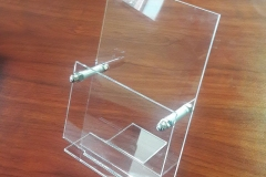 WDP-2020-We-Do-Pro-Displays-Collapsable-brochure-holder-dome-nuts
