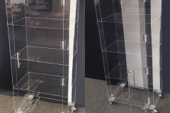 WDP-2020-We-Do-Pro-Displays-Display-cabinet-with-lock-wheels-large-door